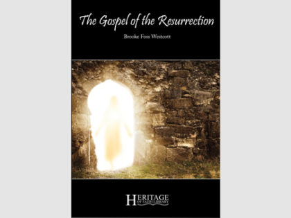 "FREE SHIPPING on Westcott's ""Gospel of the Resurrection"""