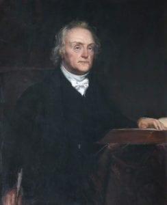 Sinclair, Louisa; Thomas Chalmers (1780-1847); University of Edinburgh; http://www.artuk.org/artworks/thomas-chalmers-17801847-94370