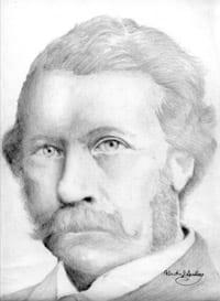 Sketch of George Romanes